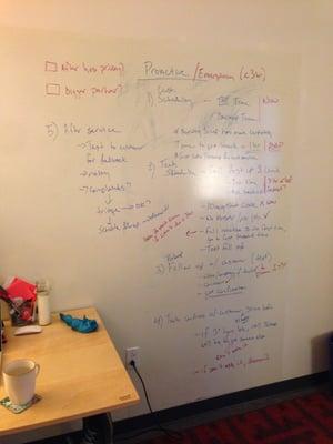 whiteboard session HVAC on demand